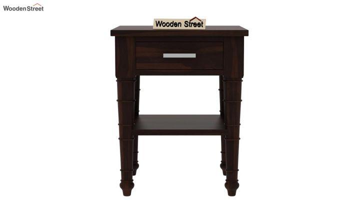 Allan Bedside Table (Walnut Finish)-4