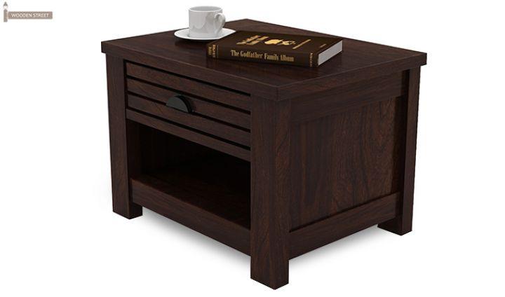 Felner Bedside Table (Walnut Finish)-4