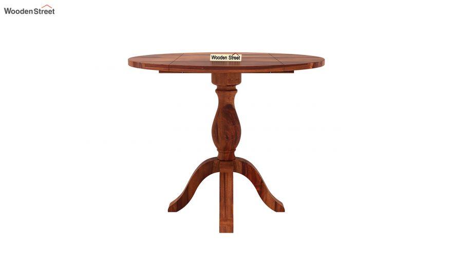 Clove 2 Seater Dining Set (Honey Finish)-8