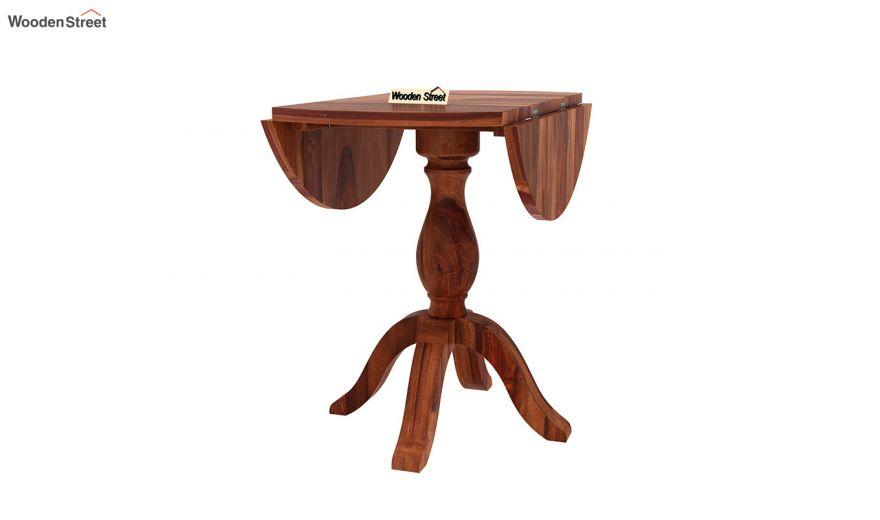 Clove 2 Seater Dining Set (Honey Finish)-9
