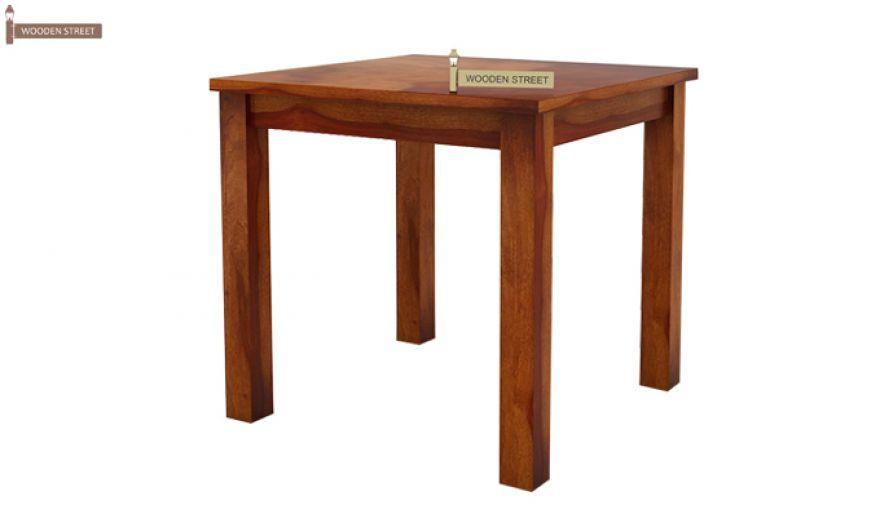 Terex 2 Seater Dining Set (Honey Finish)-4