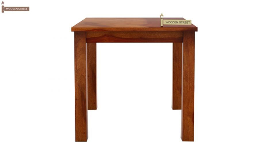 Terex 2 Seater Dining Set (Honey Finish)-5