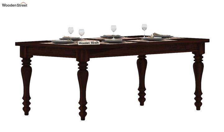 Arenberg Dining Table (Walnut Finish)-2