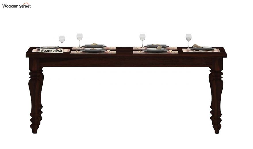 Arenberg Dining Table (Walnut Finish)-3