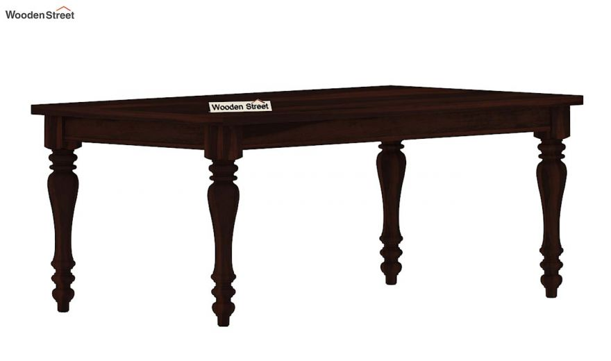 Arenberg Dining Table (Walnut Finish)-4