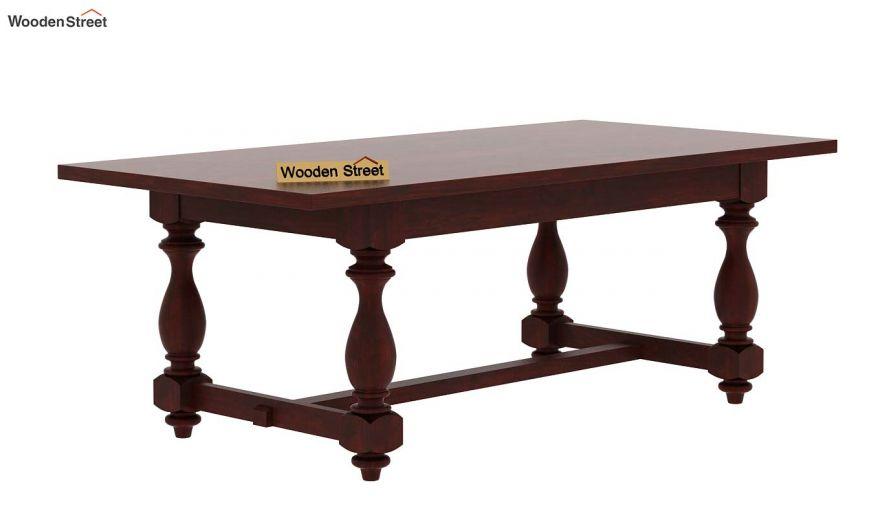 Gorsin Dining Table (Mahogany Finish)-4
