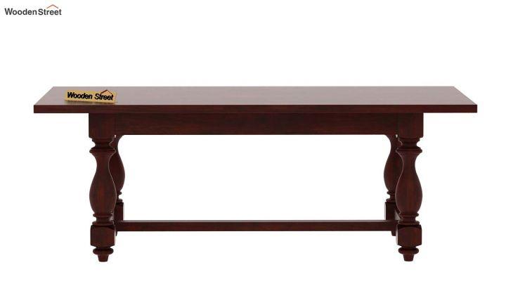 Gorsin Dining Table (Mahogany Finish)-5