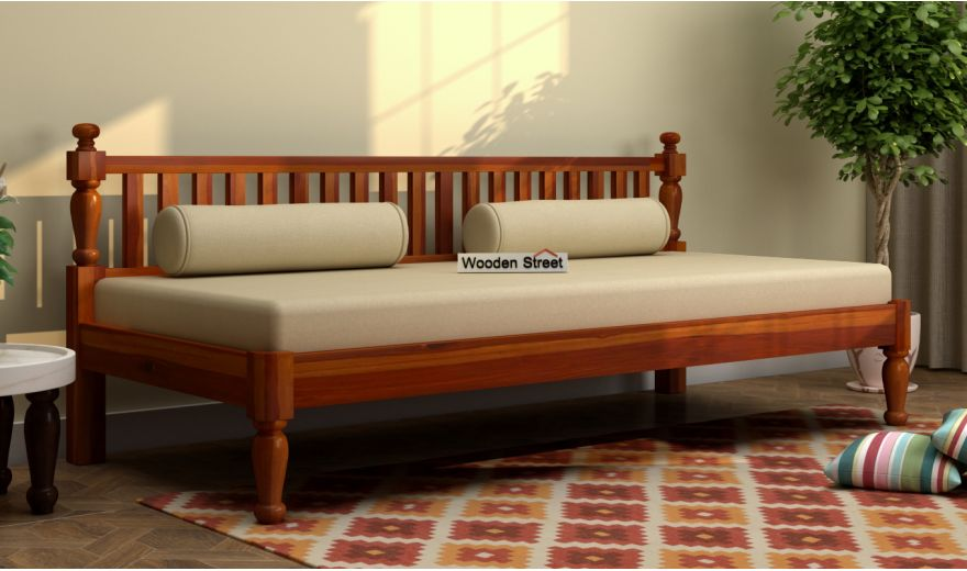 Tauras Divan (Honey Finish)-1