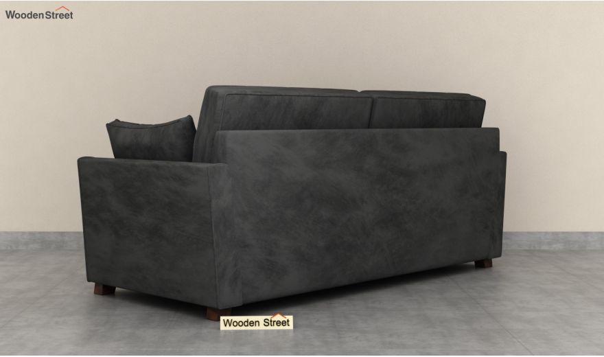 Archerd 3 Seater Sofa (Velvet, Graphite Grey)-6