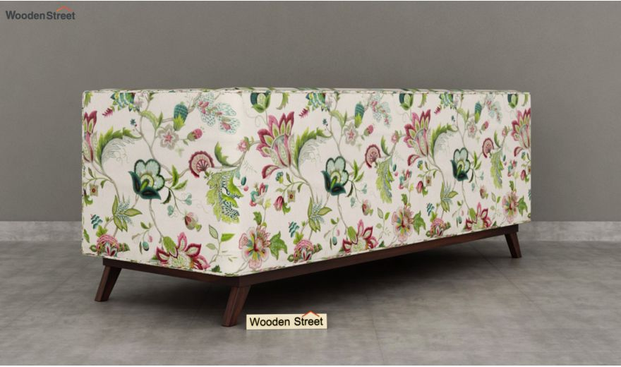 Berlin 3 Seater Sofa (Cotton, Rose Vineyard)-6