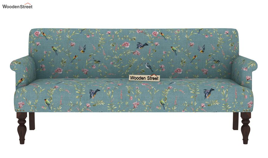 Foley 2 Seater Sofa (Linen, Bubble Robins)-7