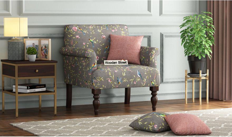 Foley 2 Seater Sofa (Linen, Grey Robins)-4