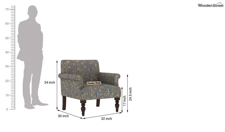 Foley 2 Seater Sofa (Linen, Grey Robins)-8