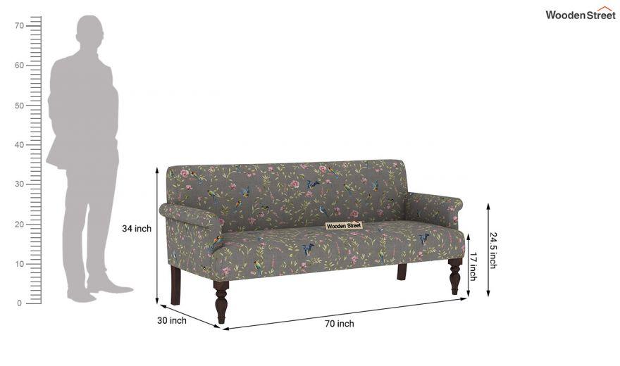 Foley 2 Seater Sofa (Linen, Grey Robins)-10