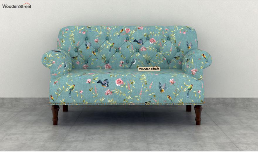 Parker 3 Seater Sofa (Linen, Bubble Robins)-7