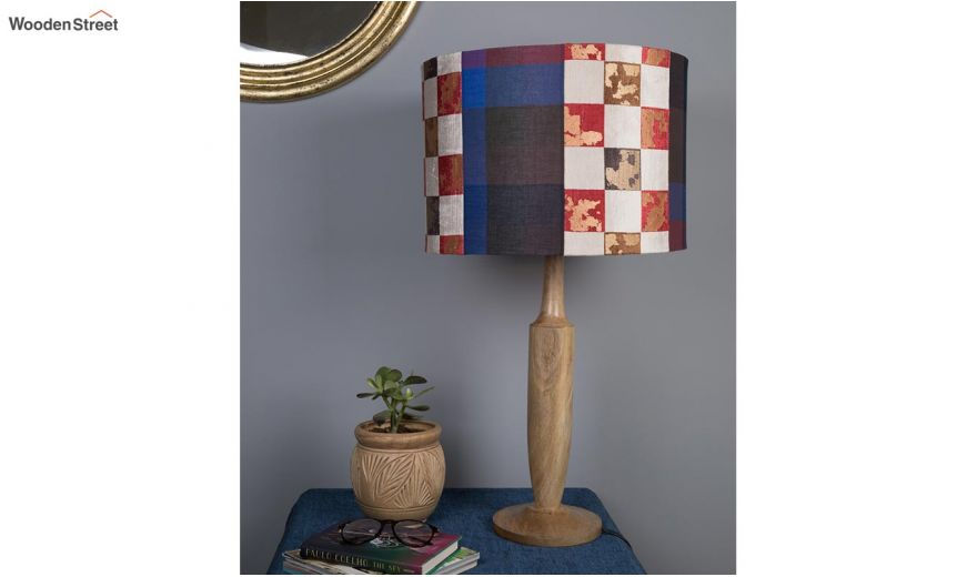 Mono Lamp Shade by Grated Ginger-2
