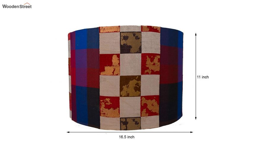 Mono Lamp Shade by Grated Ginger-6