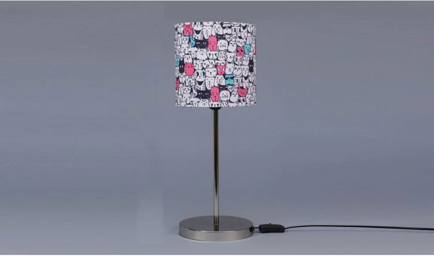 Find My Cat Table Lamp-3
