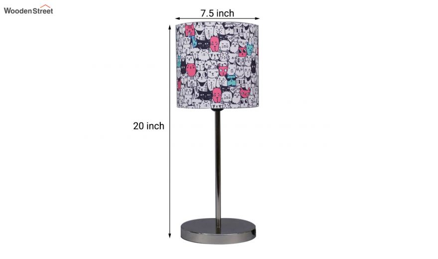 Find My Cat Table Lamp-5