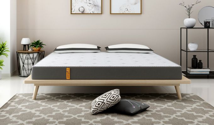 Penguin Ortho-Memory Mattress (6 inch, Queen Size, 72 x 60)-2