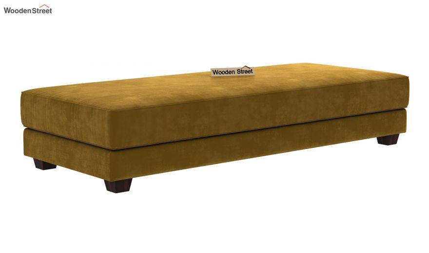 Corvis Fabric Sofa Cum Bed (Chestnut Brown)-6
